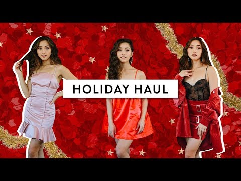 What to Wear For the Holidays | EGGIE HOLIDAY COLLECTION