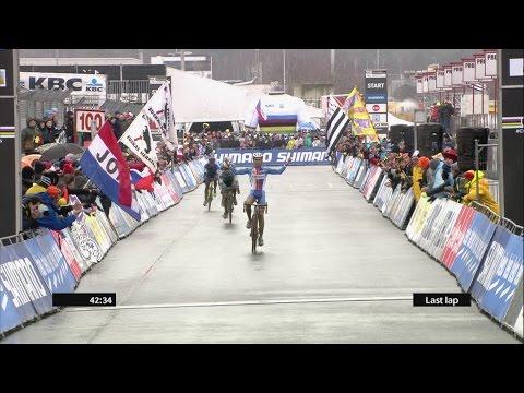Toupalik Thinks He`s Won | 2016 Cyclo-cross World Championships | Heusden-Zolder, Belgium