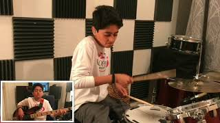 Video New Light : John Mayer - Drum, Bass and Guitar Cover by Raghav Mehrotra MP3, 3GP, MP4, WEBM, AVI, FLV Agustus 2018