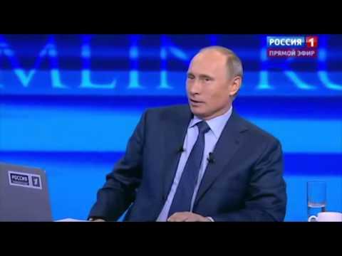 Вопрос президенту. Путин объяснил, почему не посадят Чубайса