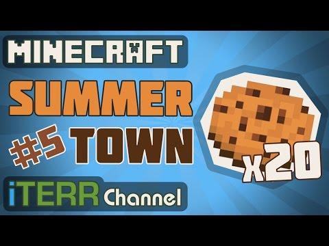 Майн. Summer Town #5. Финал. [Карты От Подписчиков]