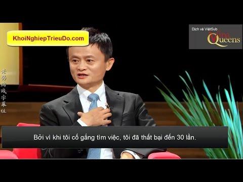 Góc nhìn về sự học và cách quản lý cuộc đời của Jack Ma