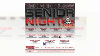 Triple Header Senior Night Class of 2019