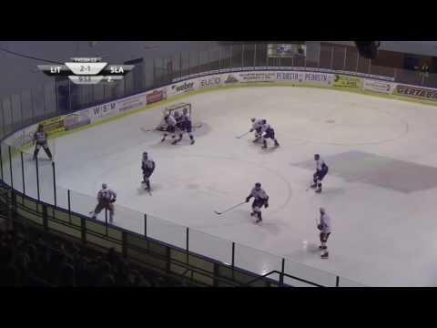 HC Stadion Litoměřice - HC Slavia Praha 2:3pr
