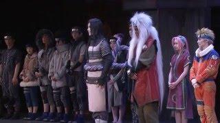 Video Naruto LIVE Spectacle 2015 - Cast Introduction MP3, 3GP, MP4, WEBM, AVI, FLV Juni 2019