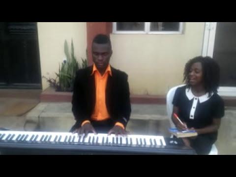 Nigeria Highlife Piano Progression Runs Solos. Part 1 ft. Roseykeyz