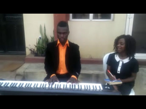 Nigeria Highlife Piano Progression Runs Solos. Part 1 Ft. Roseykeyz