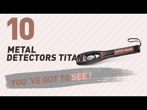 Metal Detectors Titan // New & Popular 2017