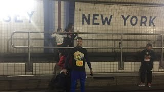 here a video with some shoots of the 2017 Lincoln Tunnel Challenge