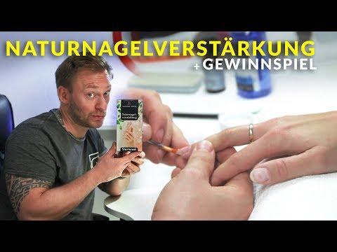 Nageldesign - GelNägel - Naturnagelverstärkung mit Juliana Nails + Gewinnspiel - Tutorial