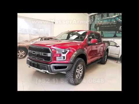 Nueva Ford Raptor Blindada Yasser Armor
