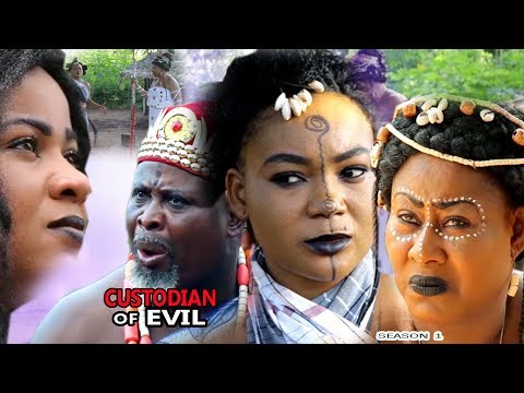 Custodian of Evil Season 1 - 2017 Latest Nigerian Nollywood Movie