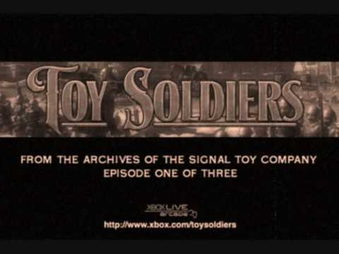 Toy Soldiers - Radio Series 1 of 3