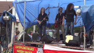 Video Burn - Deep Purple live cover 2014 by Czech revival Whitesnake b