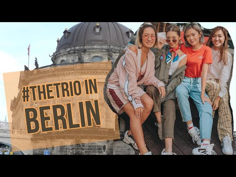 #TheTrio In Berlin | Kryz Uy feat. Laureen Uy, Camille Co