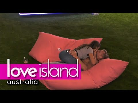 'Finally I got some fanny flutters' | Love Island Australia 2018