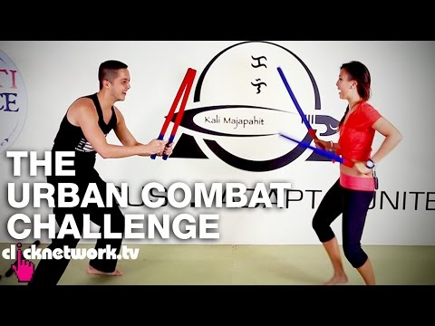 The Urban Combat Challenge - Chick vs. Dick: EP98 (видео)