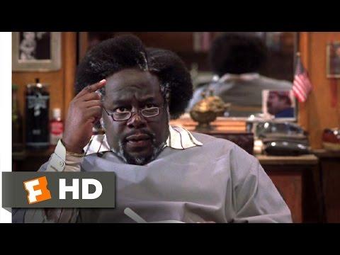 Barbershop (2/11) Movie CLIP - Seniority (2002) HD