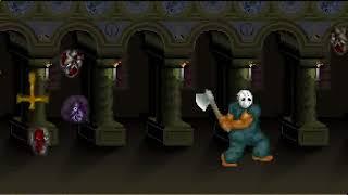 Splatterhouse [splatter] (Arcade Emulated / M.A.M.E.) by Dumple