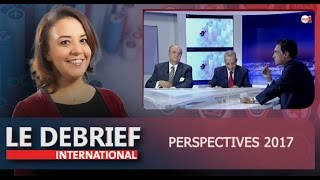 Le Debrief : Perspectives 2017
