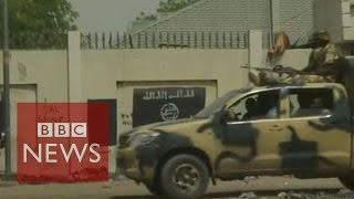 Boko Haram: Rare Access To Former Held Towns