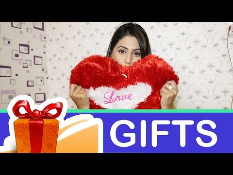 Hina Khan's Birthday gift segment part-02