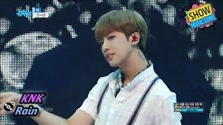 [Comeback Stage] KNK - Rain, 크나큰 - 비 Show Music core 20170722