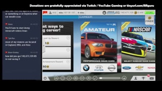 Playing Real Racing 3 Gameplay , Special Events, OMPand customization