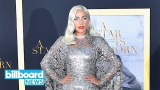 Lady Gaga Teases 'A Star Is Born' Soundtrack | Billboard News