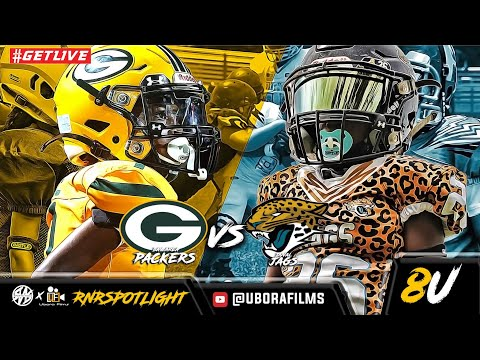 Bay Area Packers vs Duval Jags 8U Preseason Match-Up