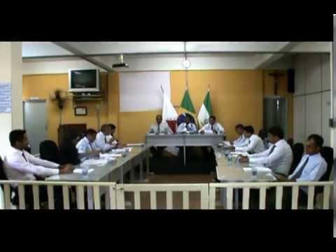 07ª Reunião Ordinária da Câmara Municipal – Exercício de 2014