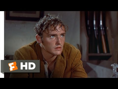 Gunfight At The O.K. Corral (7/9) Movie CLIP - All Gunfighters Are Lonely (1957) HD