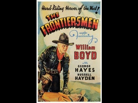 LA LEY DEL REVOLVER (THE FRONTIERSMEN, 1938, Full movie, Spanish, Cinetel)