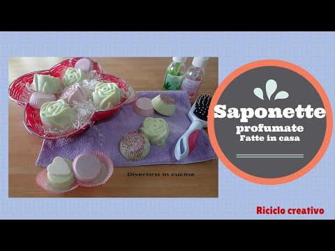 DIY: Saponette profumate fatte in casa  ❤️ Divertirsi in cucina