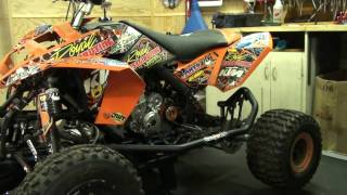6. KTM 450 SX Tare Down Day 1