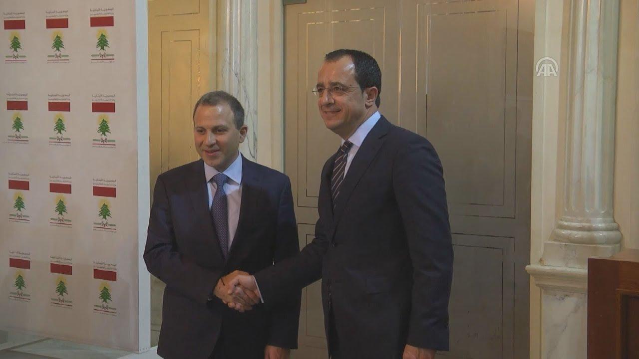 Στον Λίβανο ο Κύπριος ΥΠΕΞ – Θέματα τριμερούς συνεργασίας στο επίκεντρο