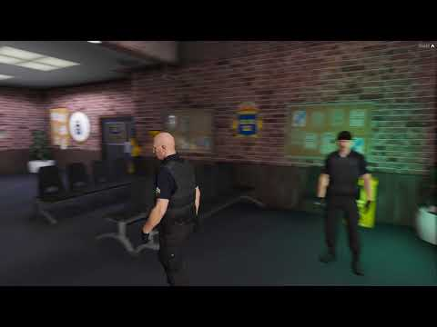SGRP | Swedish Police Station Showcase