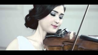 Video Beautiful in White - Violin Cover by Aloysia Edith MP3, 3GP, MP4, WEBM, AVI, FLV Juni 2018