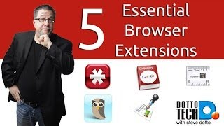 5 Awesome Browser Extensions