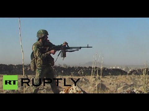 Army - Clashes between the Syrian army and members of the Al-Qaeda offshoot Al-Nusra raged along the Israel-Syria border on Thursday. Fighting between the two sides began when rebel forces gained...