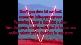 Adam Levine - Lost Stars (lyrics)
