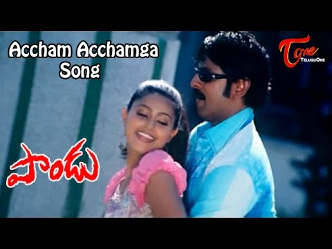 Video Paandu Movie Songs | Acham Achamuga Song | Jagapathi Babu | Sneha download in MP3, 3GP, MP4, WEBM, AVI, FLV January 2017