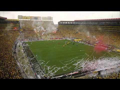 Barcelona vs Olmedo Salida - Sur Oscura - Barcelona Sporting Club