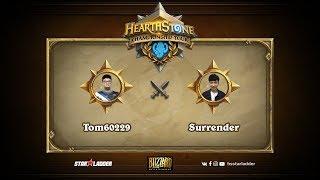 tom60229 vs Surrender, game 1