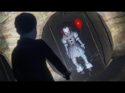 GTA 5 Mods - IT MOVIE PENNYWISE MOD!! GTA 5 Pennywise Mod Gameplay! (GTA 5 Mods Gameplay) (видео)