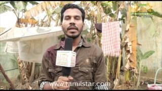 Murugan Speaks at Prabha Movie Shooting Spot