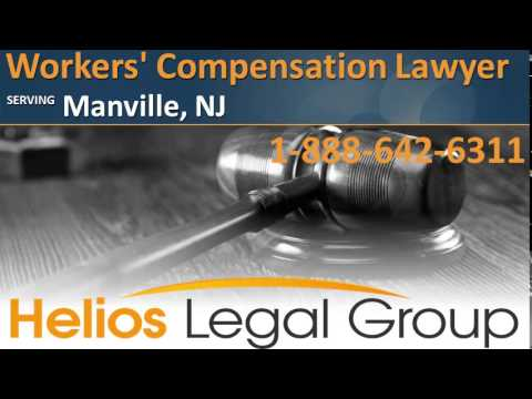 Manville Workers' Compensation Lawyer & Attorney – New Jersey
