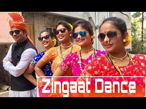 Zing Zing Zingaat Dance Video - Sairat | Paul's Dance Station | Ajay - Atul  | Nagraj Manjule |