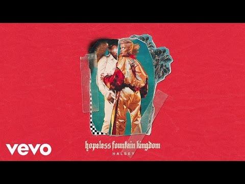 Halsey - Bad At Love (Audio) (видео)