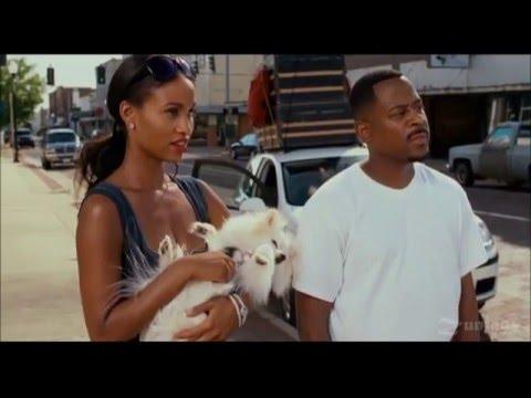 "WELCOME HOME ROSCOE JENKINS ""Meetting Reggie"" [[HD 1080p]] MIKE EPPS"